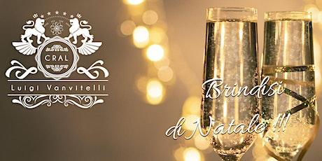 Christmas Party - CRAL Luigi Vanvitelli - TICKET biglietti