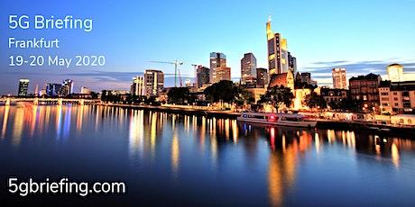 5G Briefing 2020 Frankfurt tickets