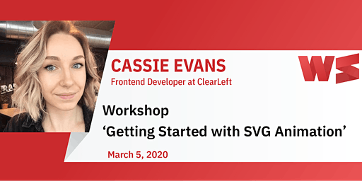 Workshop Getting started with SVG animation