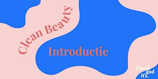 Clean Beauty Introductie 23 januari 2020