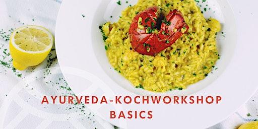 Ayurveda-Kochworkshop Basis-Küche