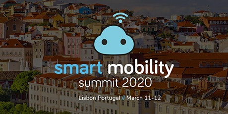 Smart Mobility Summit 2020 bilhetes