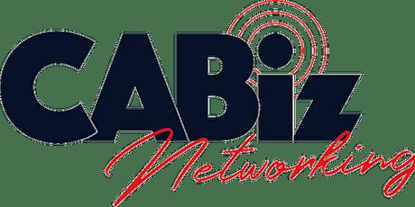 CABiz Networking Event Network on Purpose tickets