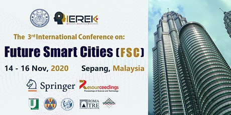 Future Smart Cities 3rd-Edition tickets