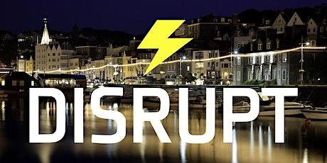 Disrupt HR St Peter Port tickets