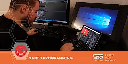 "Workshop: ""Hack n' Slash!"" - Games Programming"
