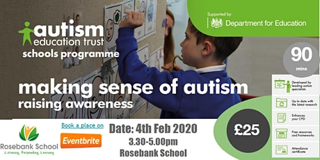 AET: Making Sense of Autism tickets