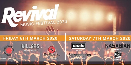 Revival Music Festival 2020, Blackpool tickets