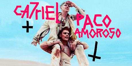 CA7RIEL Y PACO AMOROSO EN MADRID entradas