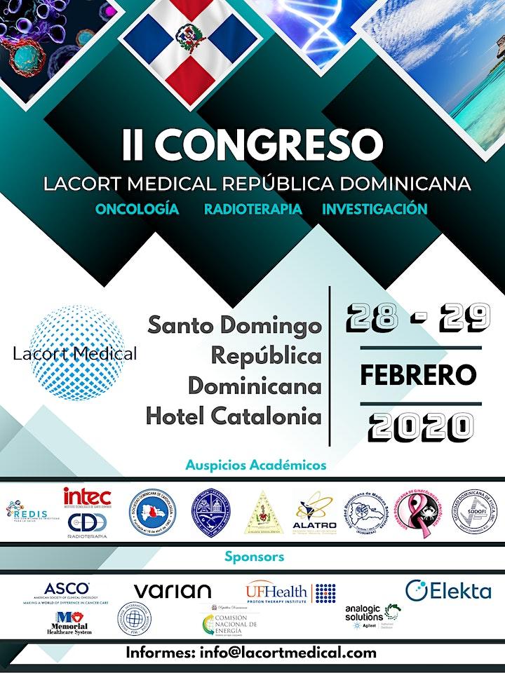 Imagen de II Congreso Oncología, Radioterapia, y Genética - Lacort Medical