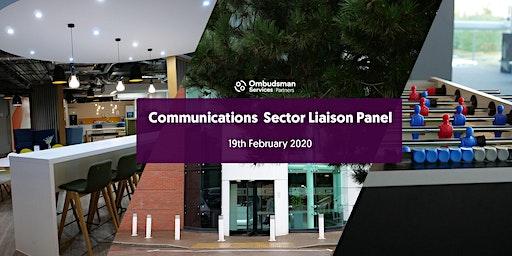 Communications Sector Liaison Panel