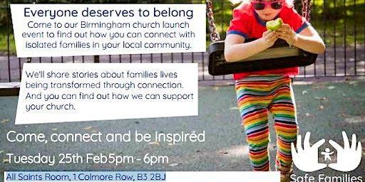 Safe Families Birmingham Launch