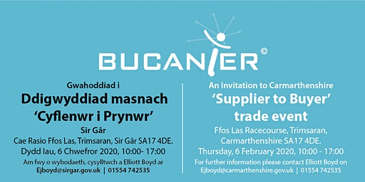 BUCANIER Supplier to Buyer Trade event