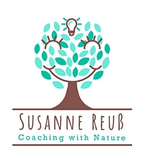 Susanne Reuß Caoching with Nature logo