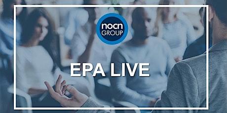 EPA Live - Wembley tickets