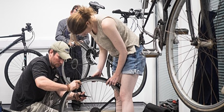 Intermediate bicycle maintenance [Wigan] tickets
