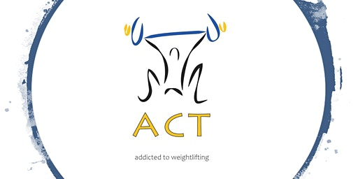 Weightlifting ACT Open Club Comp #1