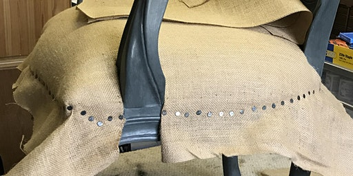 Take a Seat - Simple Upholstery for Beginners