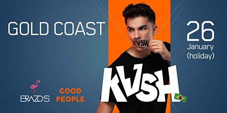 Brazos & Good People present ✭ KVSH tickets