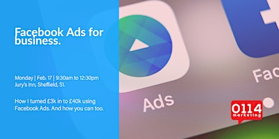 Facebook Ads Training with 0114 Marketing
