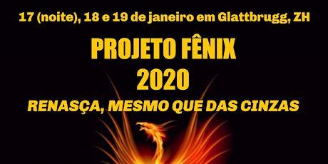 PROJETO FÊNIX 2020 Tickets