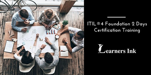 ITIL®4 Foundation 2 Days Certification Training in Charlotte