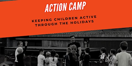ACTION CAMP - FEBRUARY HALF TERM Day 2 tickets