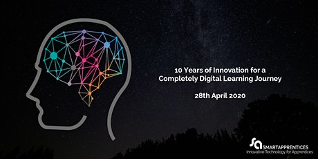 10 Years of Innovation for a Completely Digital Learning Journey tickets