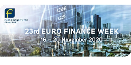 EURO FINANCE WEEK 2020 tickets