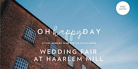 Haarlem Mill Wedding Fair tickets