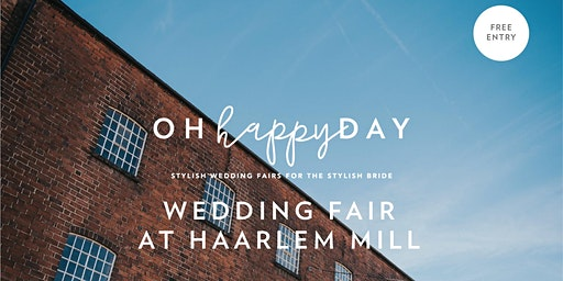 Haarlem Mill Wedding Fair