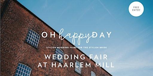 Haarlem Mill Wedding Fair