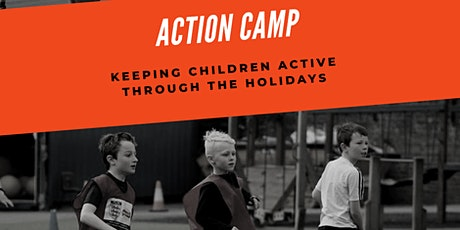ACTION CAMP - FEBRUARY HALF TERM Day 3 tickets
