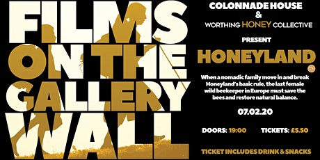 HONEYLAND screening with Worthing Honey Collective tickets