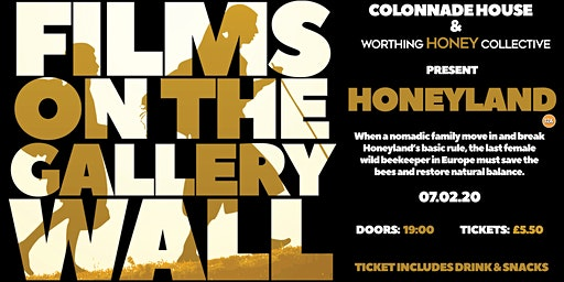 HONEYLAND screening with Worthing Honey Collective