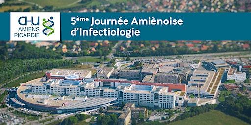 5ème Journée Amiénoise d'Infectiologie