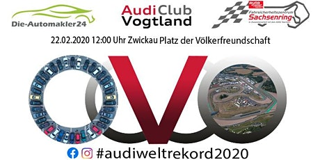 #audiweltrekord2020 Tickets