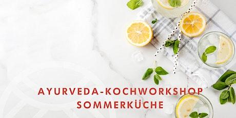 Ayurveda-Kochworkshop Sommerküche Tickets