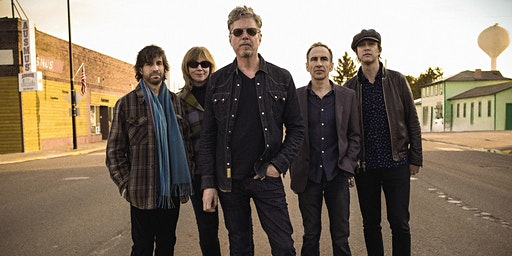 THE JAYHAWKS en MADRID