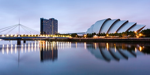 Zip Slide across the Clyde for SCIAF