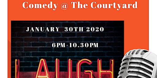 Comedy @ The Courtyard