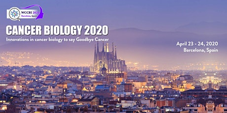 4th World Congress on Cancer Biology and Immunology tickets