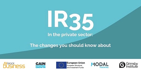 IR35 and  the Impact on Business in 2020 tickets