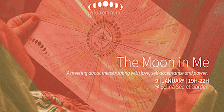 The Moon in Me - Conscious and Empowered Menstruation and the Moon Diagram tickets