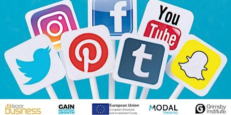 Social Media Basics for Business tickets