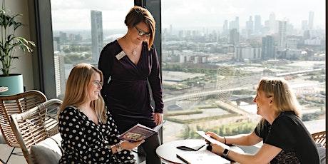 London Networking - Stratford (Westfield Stratford City) - Women in Business Network tickets