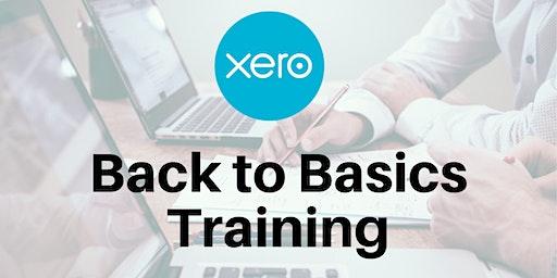 Xero Back to Basics Training