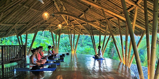 URBAN YOGA BALI JUNGLE RETREAT WITH MADELAINE 3-8 SEPTEMBER 2020