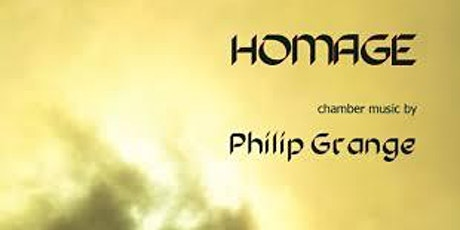 'Homage' CD launch by Philip Grange tickets
