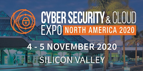 Cyber Security & Cloud Expo North America 2020 tickets